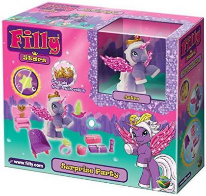 Игровой набор Filly Звезды с блестками в ассортименте