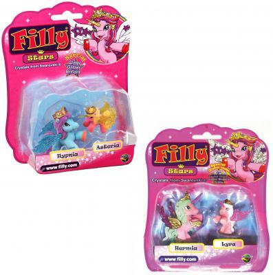 Купить Игровой набор Filly Звезды Волшебная семья мини-версия 4 предмета в ассортименте M081059-3850