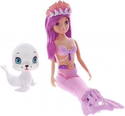 Кукла Море чудес Русалочка Белла меняет цвет 15 см танцующая