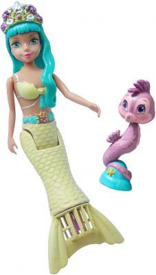 Кукла Море чудес Русалочка Нарисса меняет цвет 15 см танцующая