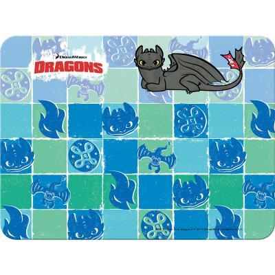 Настольное пластиковое покрытие для лепки ACTION! DRAGONS DR-STP3