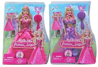 Кукла DEFA LUCY Принцесса 29 см со звуком в ассортименте