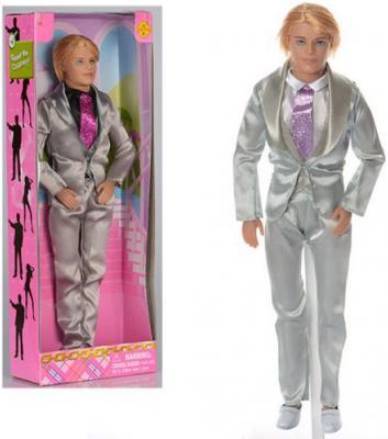 Кукла Defa Lucy Джентльмен 29 см в ассортименте 8192 кардиган lucy