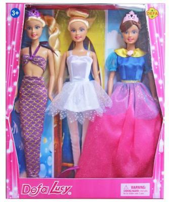 Игровой набор Defa Lucy Принцессы