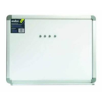 Доска магнитно-маркерная, 100х180 см, улучшенная металлическая рама IWB-306 доска магнитно маркерная index 45 см х 60 см iwb 212
