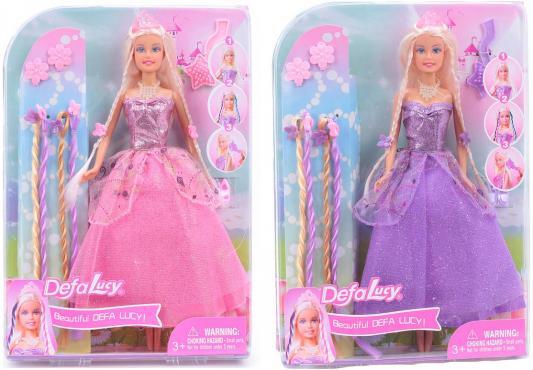 Кукла Defa Lucy Принцесса 29 см в ассортименте 8182 цена 2017
