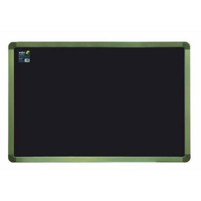 Доска текстильная 60х90 см, алюминиевая рамка, красная IWB-801/RD