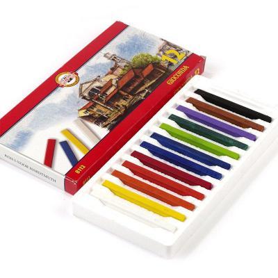 Набор художественной пастели Koh-i-Noor Gioconda 12 цветов 12 штук от 3 лет 8112/12