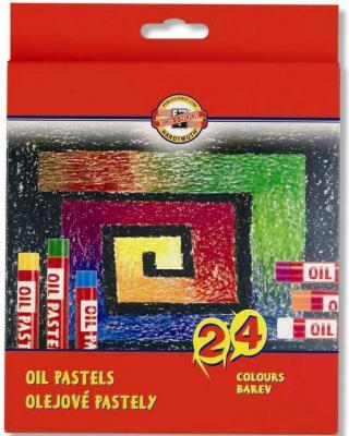 Набор художественной пастели Koh-i-Noor Gioconda 24 цвета 24 штуки от 3 лет 8314/24