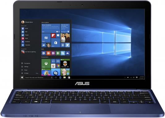 """Ноутбук ASUS R209HA-FD0047TS 11.6"""" 1366x768 Intel Atom-x5-Z8350 90NL0072-M03310"""
