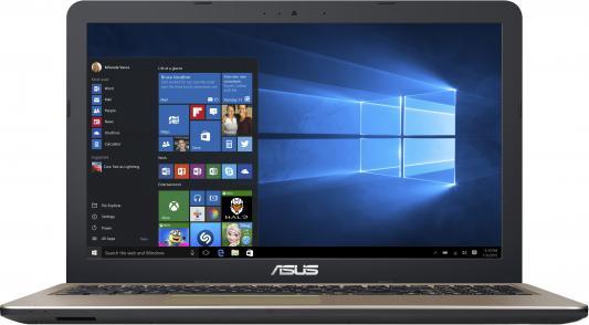 """Ноутбук ASUS X540LJ-XX011D 15.6"""" 1366x768 Intel Core i3-4005U 90NB0B11-M01470"""