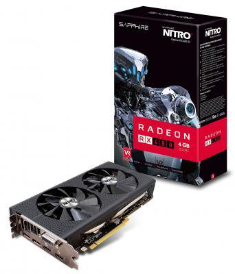 Видеокарта 4096Mb Sapphire RX 480 PCI-E HDMI DP 11260-02-20G Retail