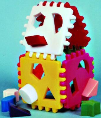 Логическая игрушка NINA Ева N-00031