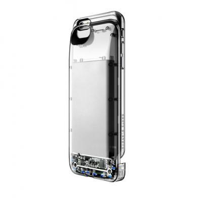 Чехол-аккумулятор Boostcase Hybrid Battery Case для iPhone 6 iPhone 6S прозрачный BCH2200IP6-CLR
