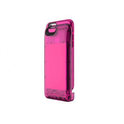 Чехол-аккумулятор Boostcase Hybrid Battery Case для iPhone 6 iPhone 6S прозрачный розовый BCH2700IP6-PTM