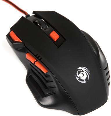 Мышь проводная Dialog Gan-Kata MGK-30U чёрный USB цена и фото