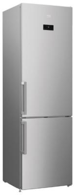 Холодильник Beko RCNK321E21X серебристый