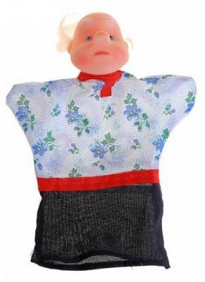 Купить Кукла на руку Русский стиль Дед 25 см 11009, Русский Стиль, текстиль, Куклы на руку