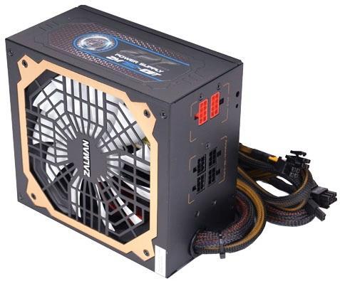 все цены на БП ATX 750 Вт Zalman ZM750-EBT онлайн