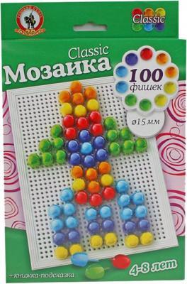 Мозайка 100 элементов Русский Стиль Сlassic 03973. мозаика русский стиль мозаика classic ракета 100 элементов d 15 мм малая плата