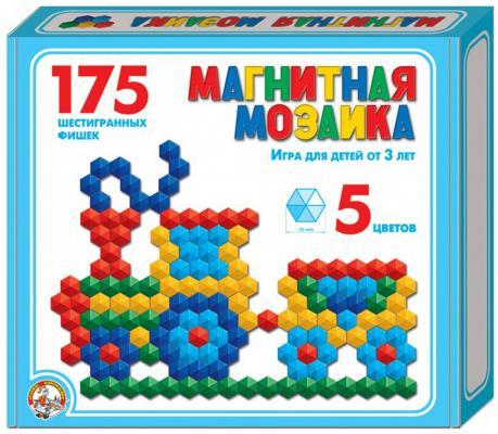 Магнитная мозайка Десятое королевство Магнитная мозайка 175 элементов 00959 десятое королевство магнитная мозаика десятое королевство шестигранная 175 элементов