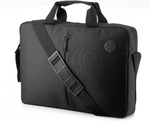 """Сумка для ноутбука 15.6"""" HP TValue BLK Topload синтетика черный T9B50AA"""
