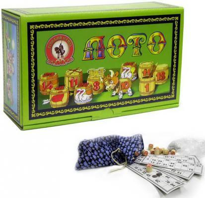 Настольная игра лото Десятое королевство деревянное 02001 настольная игра лото десятое королевство русские узоры жестяная коробка