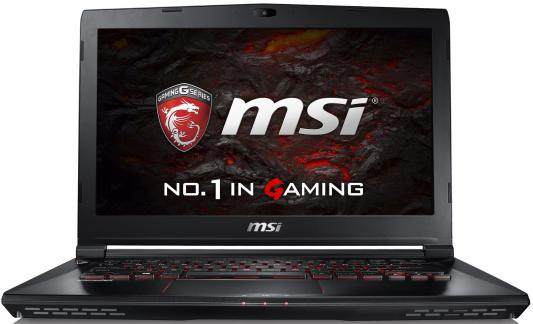 "Ноутбук MSI GS43VR 6RE-019RU Phantom Pro 14"" 1920x1080 Intel Core i7-6700HQ 9S7-14A312-019"
