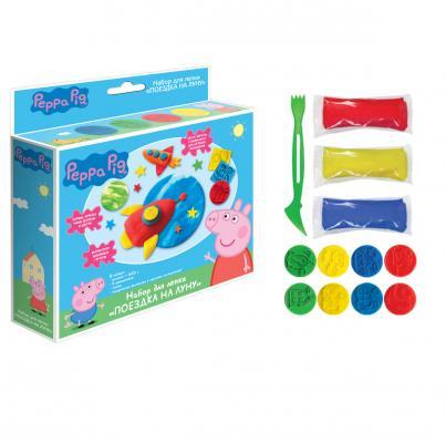 Набор для лепки РОСМЭН Peppa Pig 30409 3 цвета