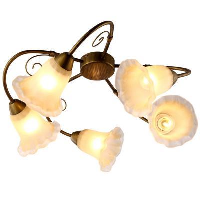 Потолочная люстра Arte Lamp 79 A9361PL-5BR люстра на штанге arte lamp circolo a9519lm 5br