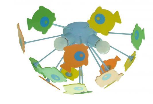 Потолочная люстра Citilux Рыбки 1300 потолочная люстра citilux рыбки 1300
