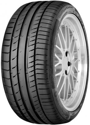 Шина Continental ContiSportContact 5 235/45 R17 94W летняя шина continental contiecocontact 5 185 55 r15 86h