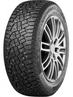 Шина Continental IceContact 2 225/55 R17 97T зимняя шина continental icecontact 2 kd suv xl 265 65 r17 116t fr