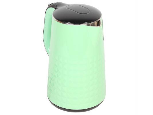 Чайник ENDEVER Skyline KR-237S 2300 Вт фисташковый 1.7 л металл/пластик