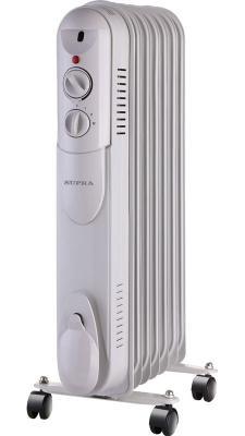 Масляный радиатор Supra ORS-07-S1 1500 Вт ручка для переноски белый