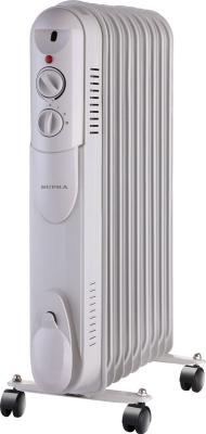 Масляный радиатор Supra ORS-09-S1 2000 Вт белый