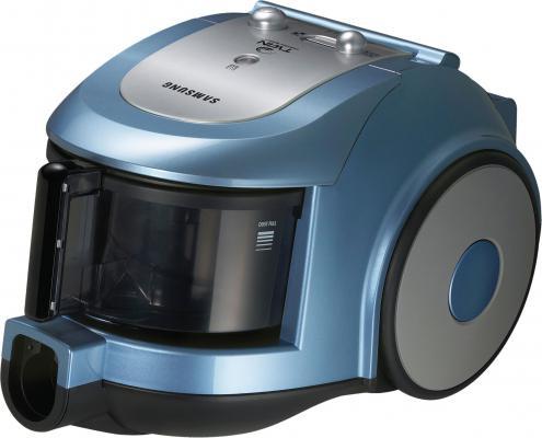 Пылесос Samsung SC6572 без мешка сухая уборка 1800/380Вт синий