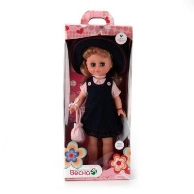 Кукла Весна Оля 14 49 см со звуком говорящая В2141/о весна кукла оля 14 озвученная