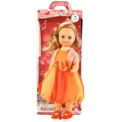 Кукла Весна Лиза 19 49 см со звуком В2240/о кукла весна лиза 19 озвученная в2240 о