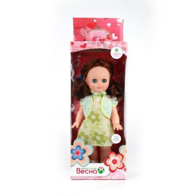 Кукла Весна Элла 3 35 см со звуком В2955/о кукла весна 35 см