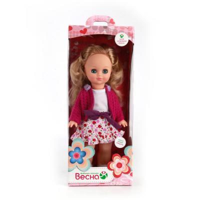 Кукла ВЕСНА Элла 7 42 см со звуком В2956/о весна элла 2 со звуком c12 о