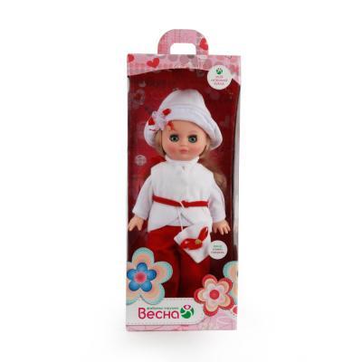 Кукла Весна Жанна 6 34 см со звуком В324/о весна весна кукла жанна 9 озвученная 34 см
