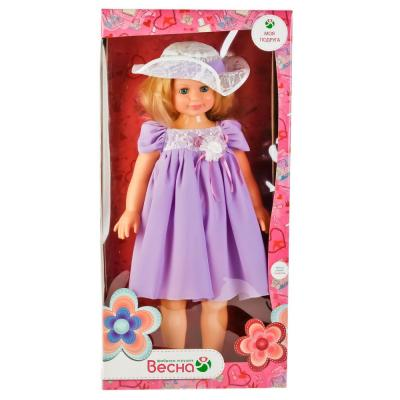 Кукла Весна Лиза 1 42 см — В35/о весна весна кукла лиза 4 озвученная 42 см