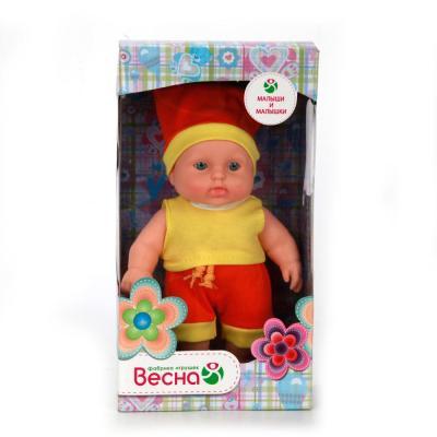 Кукла Весна Карапуз 2 20 см В519