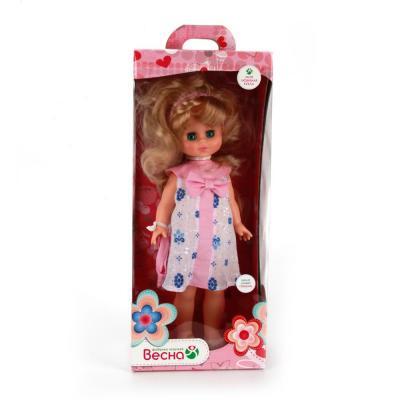 Кукла Весна Оля 5 43 см со звуком В523/о кукла весна герда 14 38 см со звуком в3008 о