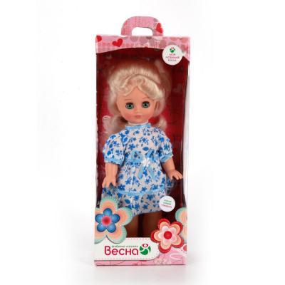 Кукла Весна Наталья 7 35 см со звуком В645/о кукла весна 35 см