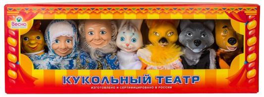 Кукольный театр Весна По сказкам №3 7 предметов В2801