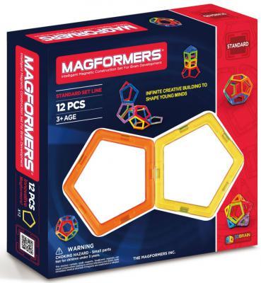 Магнитный конструктор Magformers 63071/701009 12 элементов magformers 705001 sweet houseset magformers