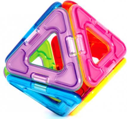 Магнитный конструктор Magformers Треугольники 8 элементов 701002 магнитный конструктор magformers space treveller set 35 элементов 703007