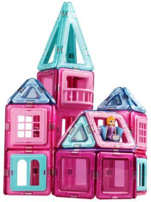 Магнитный конструктор Magformers Princess castle 78P Set 78 элементов 704004 2018 girl party dress spring a line kids dress for girls autumn princess dresses children 2 14 clothes girl long sleeve clothing